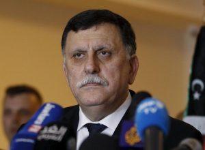 «السراج» يُعفي وزير العدل ووكيله من رئاسة لجنة حقوق الإنسان