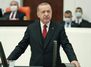 «أردوغان» يُعرب عن فخره بدفاع بلاده عن فلسطين أمام العالم