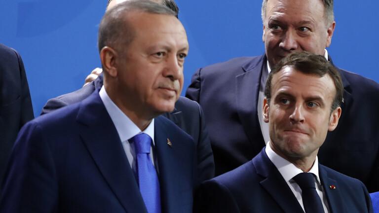 أردوغان: تصريح «ماكرون» عن الإسلام استفزاز ويفتقد الاحترام