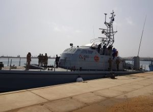 الدفاع التركية تبدأ دورة تدريب لخفر السواحل الليبي