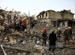 أذربيجان.. ارتفاع عدد الضحايا المدنيين جراء الهجمات الأرمينية إلى 91 قتيلاً