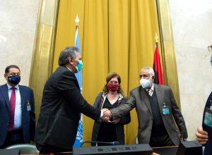 ترحيب دولي واسع باتفاق وقف إطلاق النار الدائم في ليبيا
