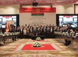 الاتفاق على عقد جلسة عامة لمجلس النواب في غدامس الأسبوع القادم
