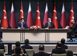 اتفاقيات بين تركيا وقطر ومذكرة تعاون في مجال الاستثمارات