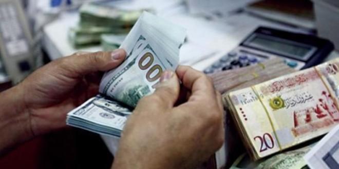 تراجع جديد في الدينار الليبي أمام العملات الأجنبية