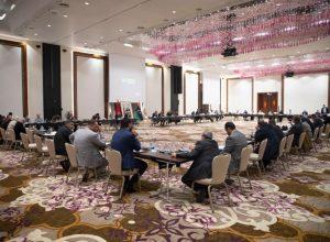 مشاورات في طنجة المغربية لتوحيد مجلس النواب الليبي