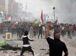 الأمم المتحدة تُدين أعمال العنف ضد مُتظاهرين سلميين بجنوب العراق