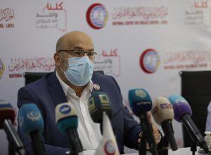 مركز مكافحة الأمراض ينفي اختطاف مديره