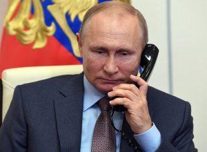 «بوتين» يُتابع سير مهمة حفظ السلام الروسية في قره باغ