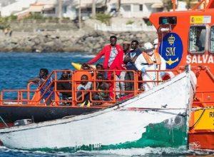 المغرب.. إنقاذ 31 مُهاجراً غير شرعي من عرض المحيط الأطلسي