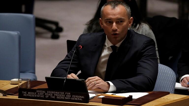 أمين الأمم المتحدة يُعلن نيته تعيين البلغاري «ملادينوف» مبعوثاً إلى ليبيا