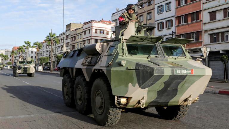 الجيش المغربي يُعزز قدراته استعدادًا لأي طارئ في الصّحراء الغربية