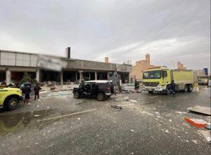 مقتل شخص وإصابة آخرين في انفجار مطعم بالعاصمة السعودية