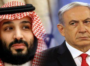 الخارجية السعودية تنفي اجتماع ولي العهد مع مسؤولين إسرائيليين