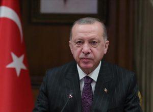 أردوغان: سنواصل كفاحنا لإقامة دولة فلسطينية مستقلة