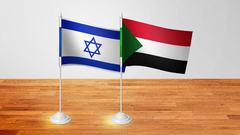 الحكومة السودانية تنفي علمها بزيارة وفد إسرائيلي إلى الخرطوم