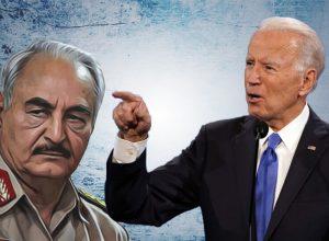 الولايات المتحدة.. حقوقيون يُطالبون «بايدن» بوضع حد لحفتر