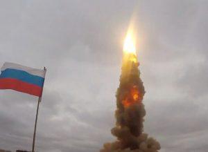 روسيا.. اختبار ناجح لصاروخ «خارق للصوت»
