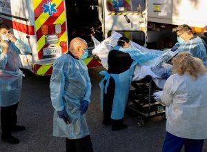 الولايات المتحدة.. أكثر من 2700 وفاة بكورونا خلال 24 ساعة