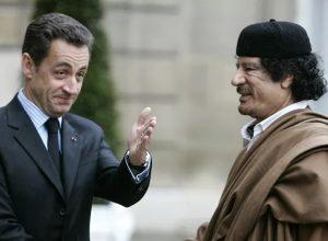 توقيف أحد الشهود الأساسيين في قضية تمويل «القذافي» لحملة «ساركوزي»
