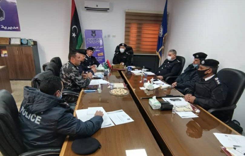 انطلاق فعاليات الملتقى الأول للقيادات الأمنية بالمنطقة الوسطى