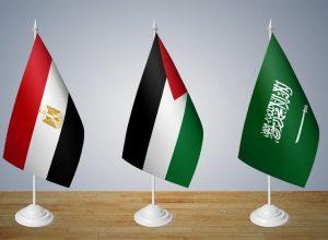 بيان مصري سعودي: فلسطين هي القضية المركزية للأمّة العربية