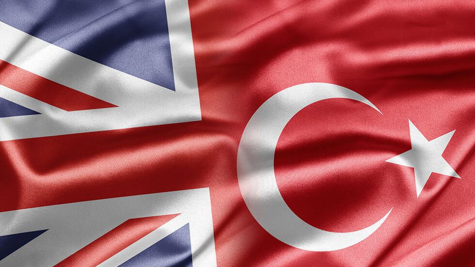 بريطانيا: اتفاقية التجارة الحرة مع تركيا صفحة جديدة لعلاقاتنا