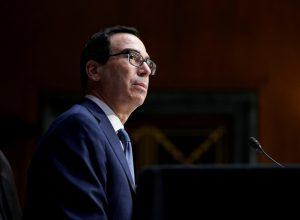 وزير الخزانة الأمريكي: ترامب سيوقع على الحزمة «الإغاثية»