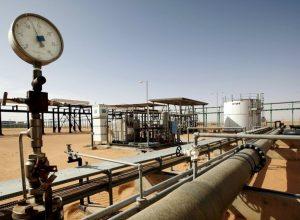 مؤسسة النفط تُعلن عن إيرادات شهر نوفمبر