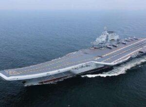 الصين بصدد بناء أضخم «حاملة طائرات» في العالم
