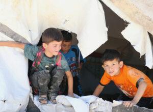 منظمة دولية.. ظروف قاسية تواجه اللاجئين السوريين في بلدة عرسال بلبنان