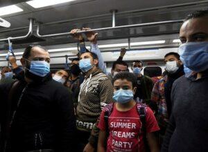 مصر.. 887 إصابة و54 وفاة جديدة بفيروس كورونا