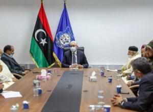 داخلية «الوفاق» تستعرض الأوضاع الأمنية في مدينة زوارة
