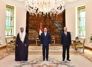 السيسي: الخطوط الحمراء في ليبيا تهدف للحفاظ على المسار السياسي
