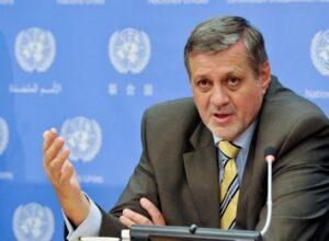ترشيح سلوفاكي لتولي مهام مبعوث أممي إلى ليبيا
