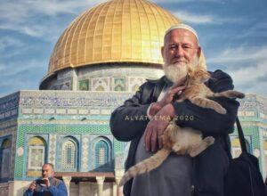 وفاة أبرز المرابطين في المسجد الأقصى المُلقب بـ «أبي الهريرات»
