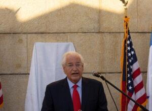 السفير الأمريكي في إسرائيل يحذر من تقويض اتفاقات التطبيع