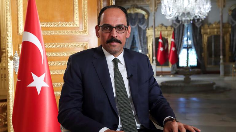 الرئاسة التركية: نأمل في طي حقبة الصراع الليبي سريعًا