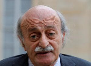 جنبلاط: نظرية «الرئيس القوي» أكبر مُصيبة على لبنان