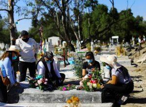 المكسيك.. أسوأ أسبوع وفيات بسبب فيروس كورونا