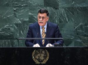 «السراج» يُطالب الأمم المتحدة ومجلس الأمن دعم انتخابات 24 ديسمبر