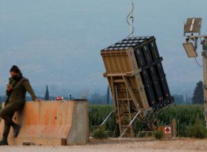 إسرائيل توافق على نشر «القبة الحديدية» في الخليج