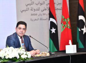 الخارجية المغربية: منخرطون في مواكبة الفرقاء الليبيين حتى تنتهي الأزمة الليبية