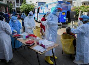سريلانكا.. إصابة وزيرة الصحة بكورونا