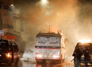 «العفو الدولية» تدعو إلى ضبط النفس على إثر الاحتجاجات في تونس
