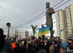 تمثال «شيشنق» في الجزائر يُثير جدلاً واسعاً