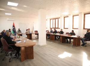 مفوضية الانتخابات تُناقش متطلبات استحقاق 24 ديسمبر