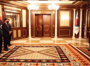 «السراج» يقبل أوراق اعتماد عدد من السفراء الجدد
