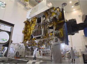 تركيا تستعد لإطلاق قمرها الصناعي «توركسات 5A» غداً الجمعة