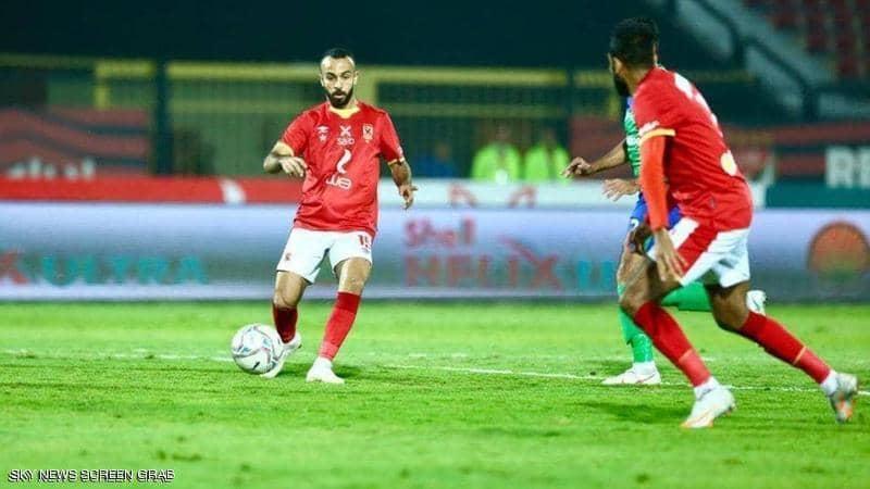 خسارة الأهلي المصري أمام سيمبا التنزاني